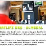 Sportlife Almedal