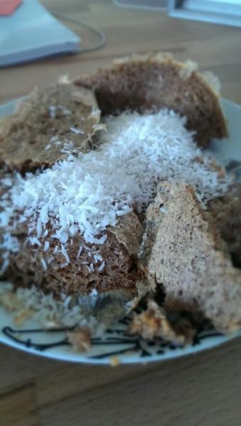 Morotskaka/Morotsmug cake